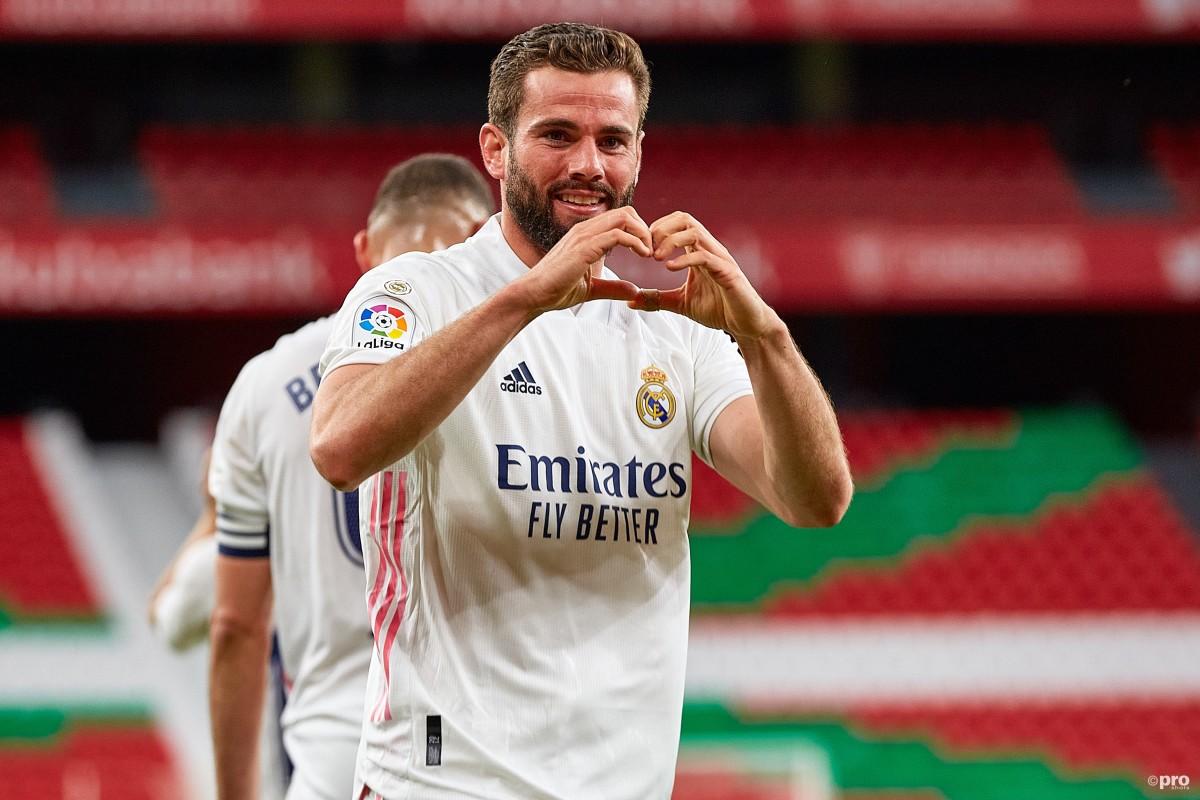 Nacho, Real Madrid, La Liga