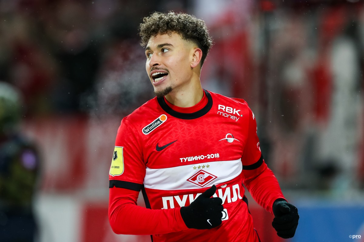 Who is Jordan Larsson? The son of Henrik who could be on his way to Dortmund