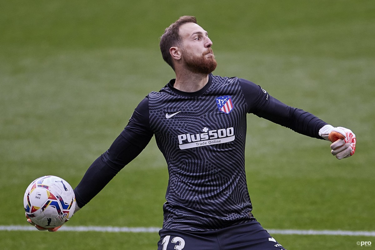 Jan Oblak refuses to close the door on a move to the Premier League