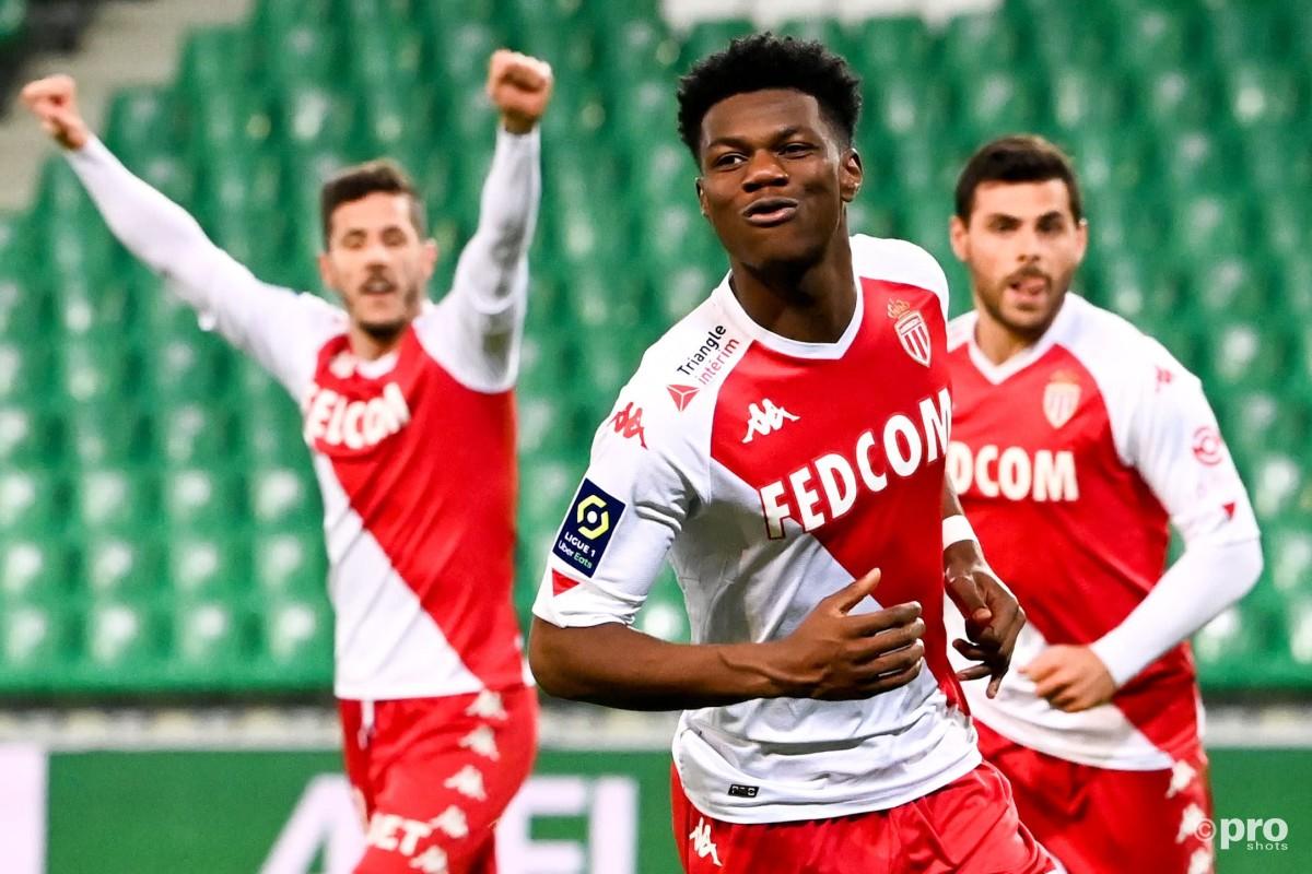 Who is Aurelien Tchouameni? Monaco's midfield powerhouse interesting Chelsea