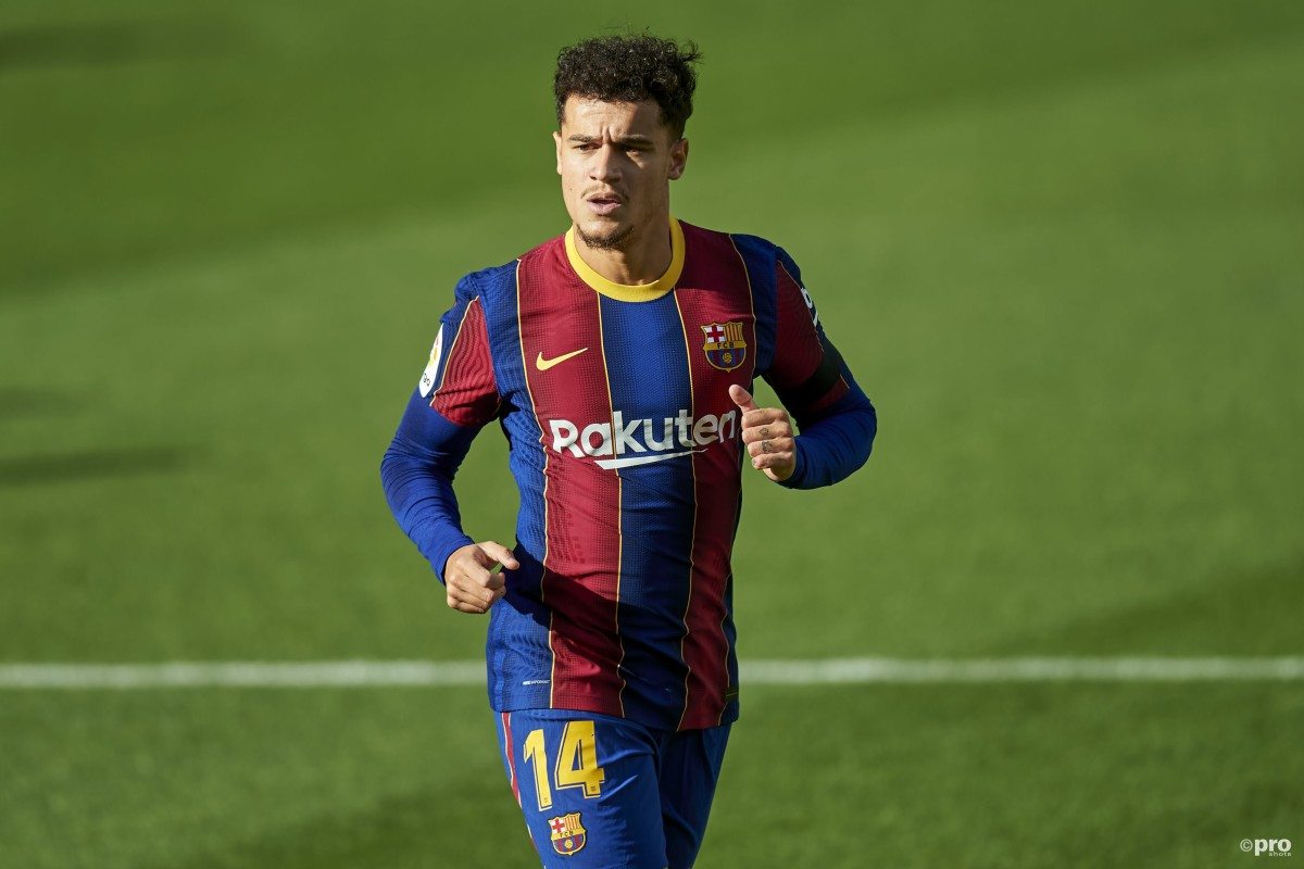 Where would Philippe Coutinho fit in at Everton?