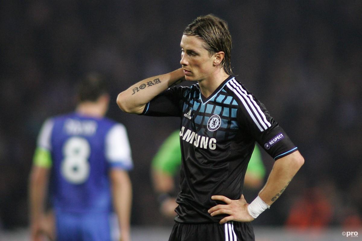 Fernando Torres cost Chelsea £50 million