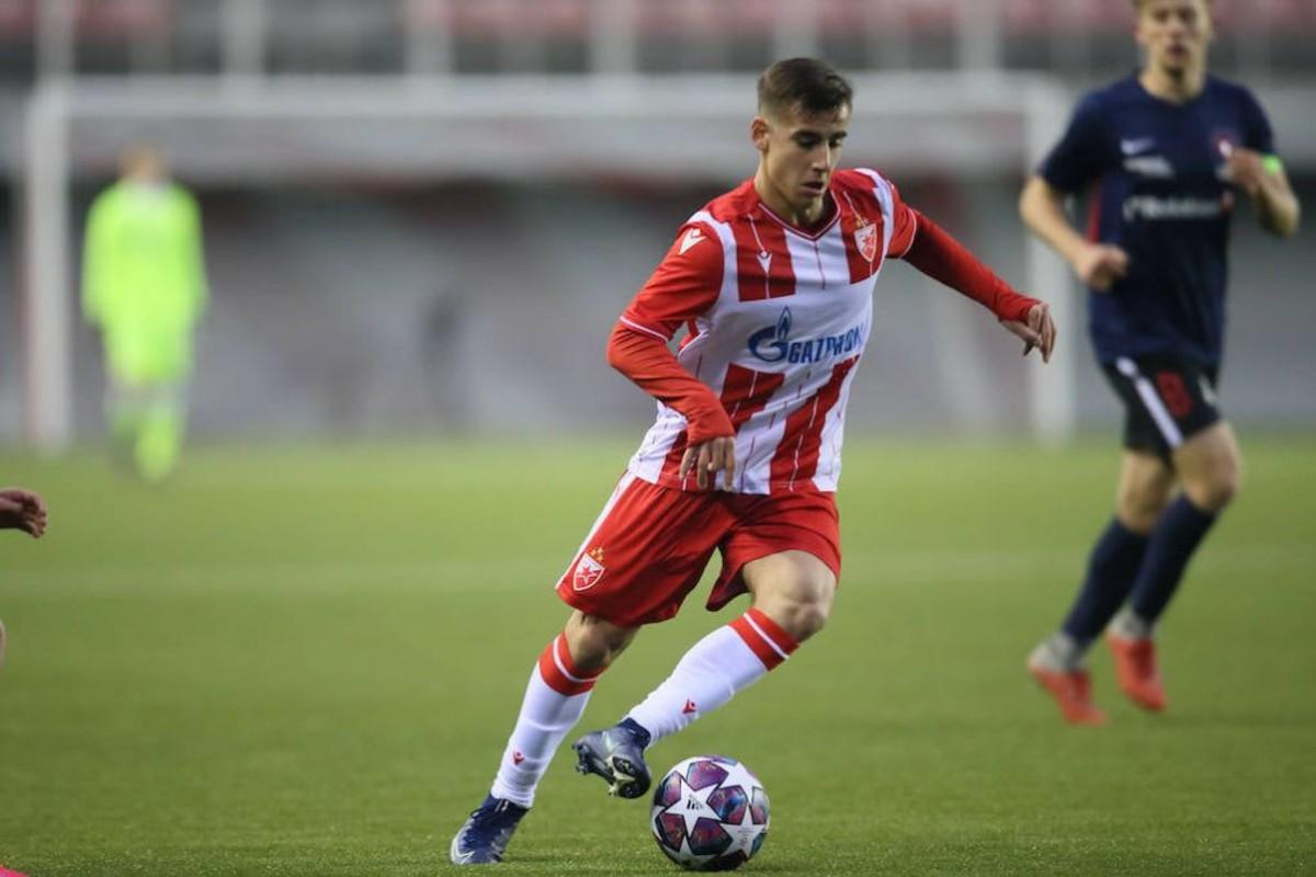 Who is Andrija Radulovic? The Red Star Belgrade hotshot wanted by Man City