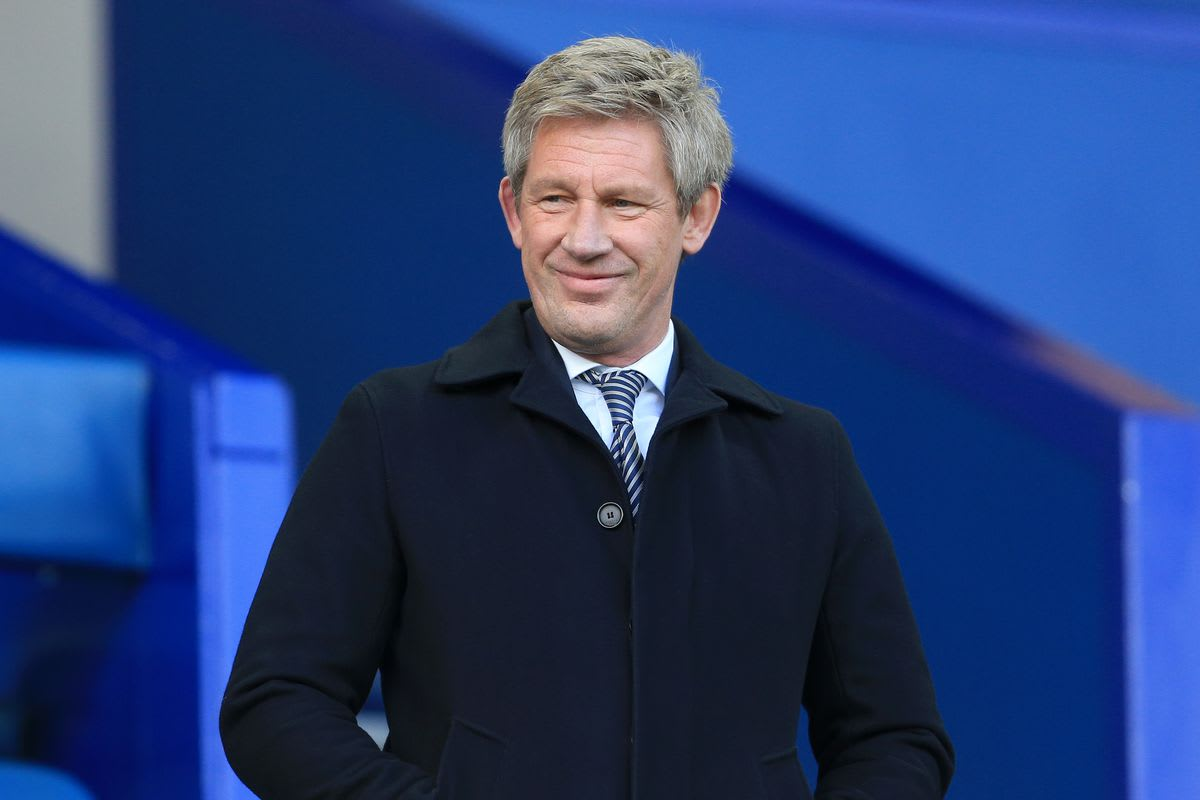 Everton announce new contract for Director of Football Marcel Brands