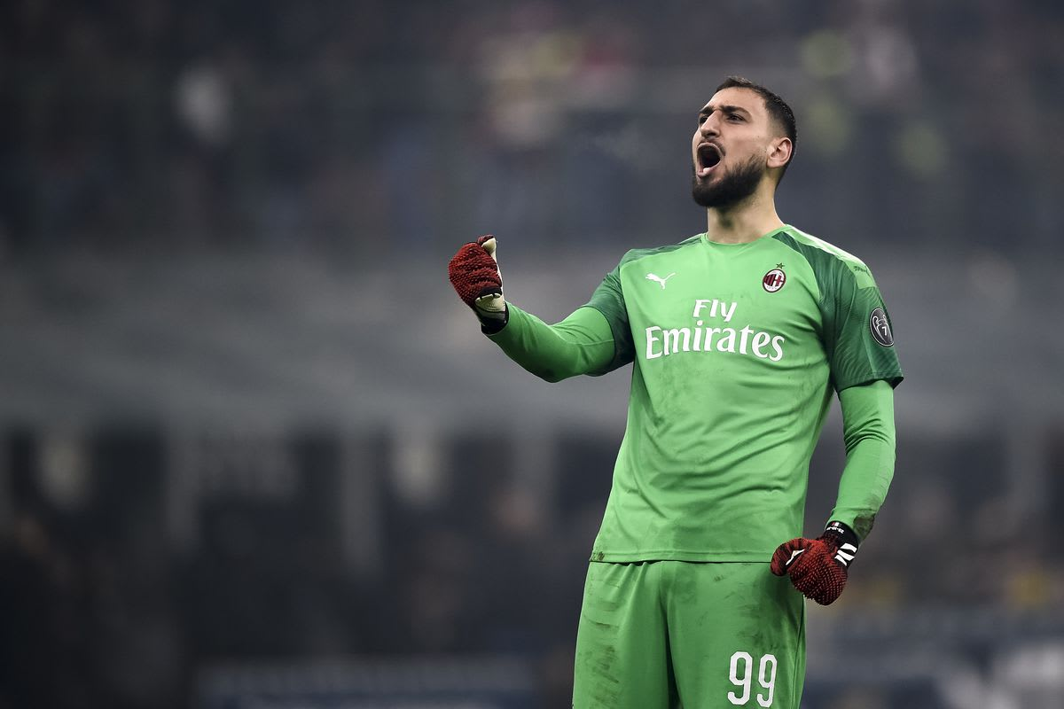 Donnarumma left in tears as angry Milan Ultras enter training ground