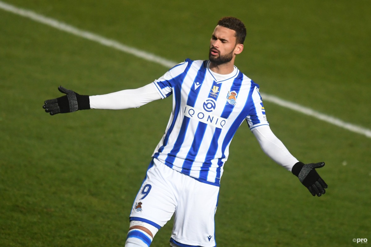Wolves on the cusp of signing Willian Jose from Real Sociedad