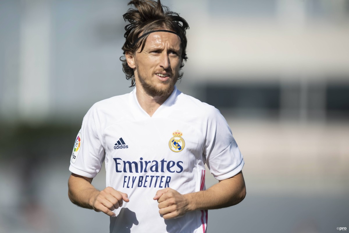 CONFIRMED: Luka Modric to stay at Real Madrid after signing contract extension