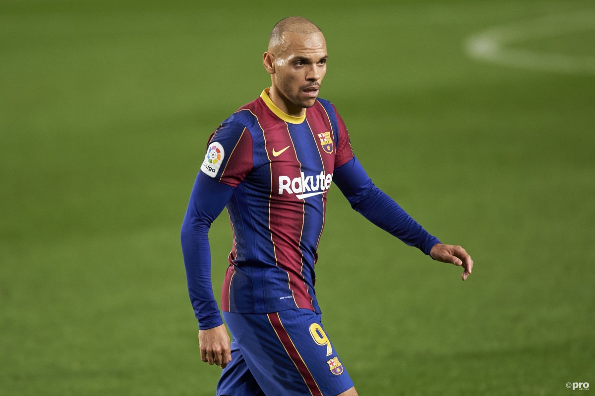 Braithwaite: Barcelona signings won't scare me