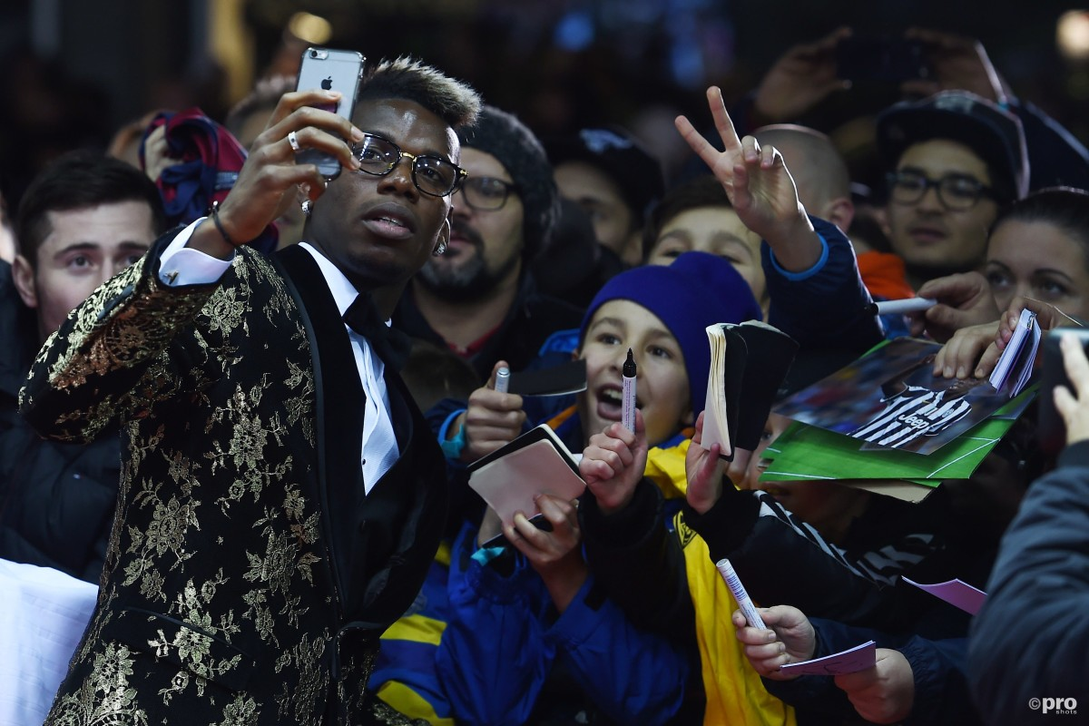 How much does Paul Pogba earn and what is the France star's net worth?