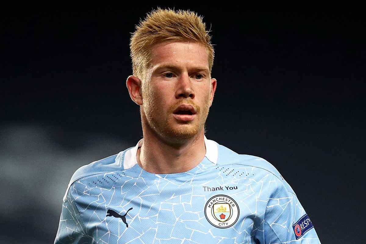 Official: De Bruyne handed two-year Man City contract extension