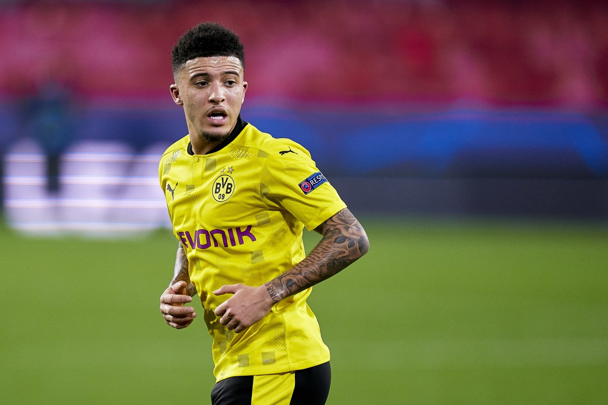 'Sancho is not blind' – Liverpool backed to beat Man Utd to Dortmund ace