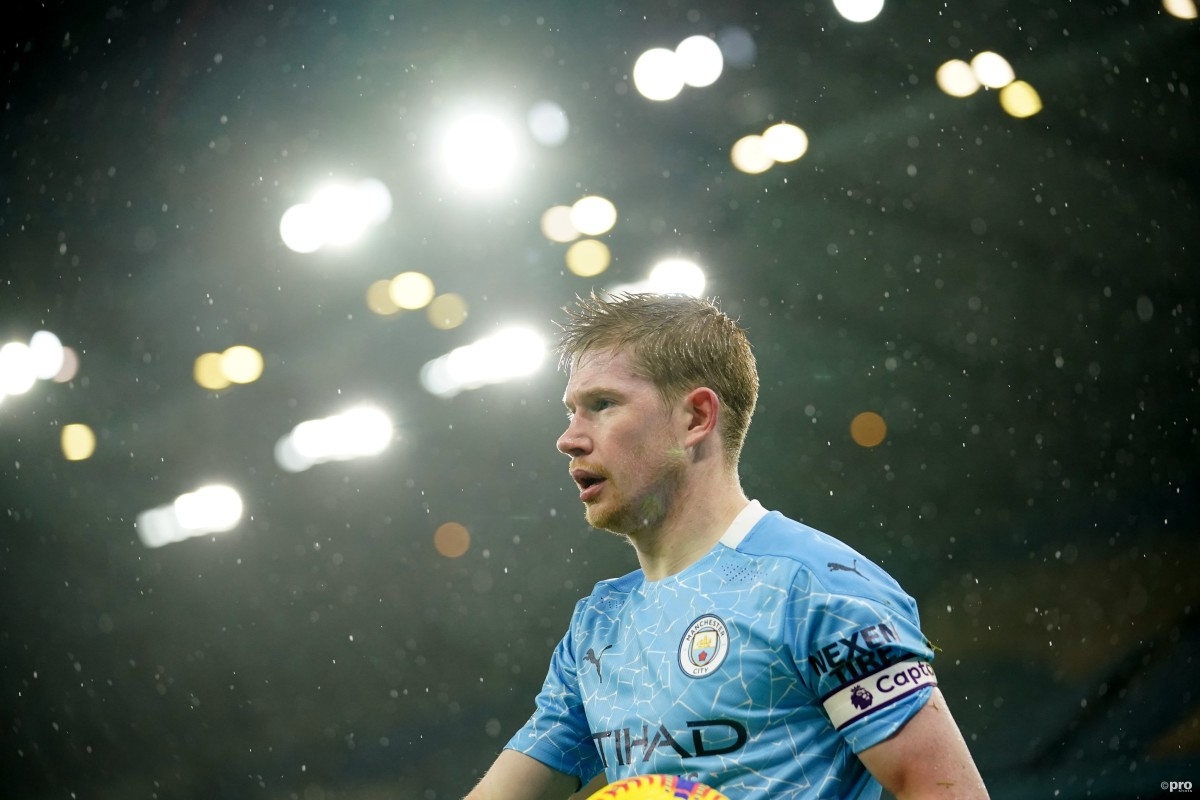 'Man City can dominate for the next 50 years!' – De Bruyne on why he signed new deal