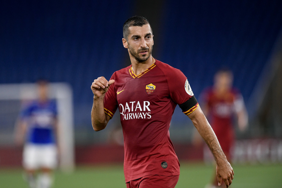 Mourinho's arrival may force Mkhitaryan to leave Roma this summer