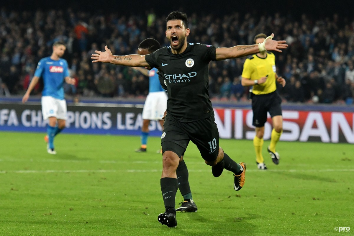 Aguero turned down bumper Juventus contract to play with Messi at Barcelona