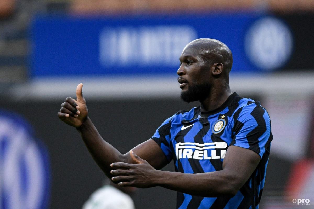 Romelu Lukaku cools exit talk after Inter's Serie A triumph