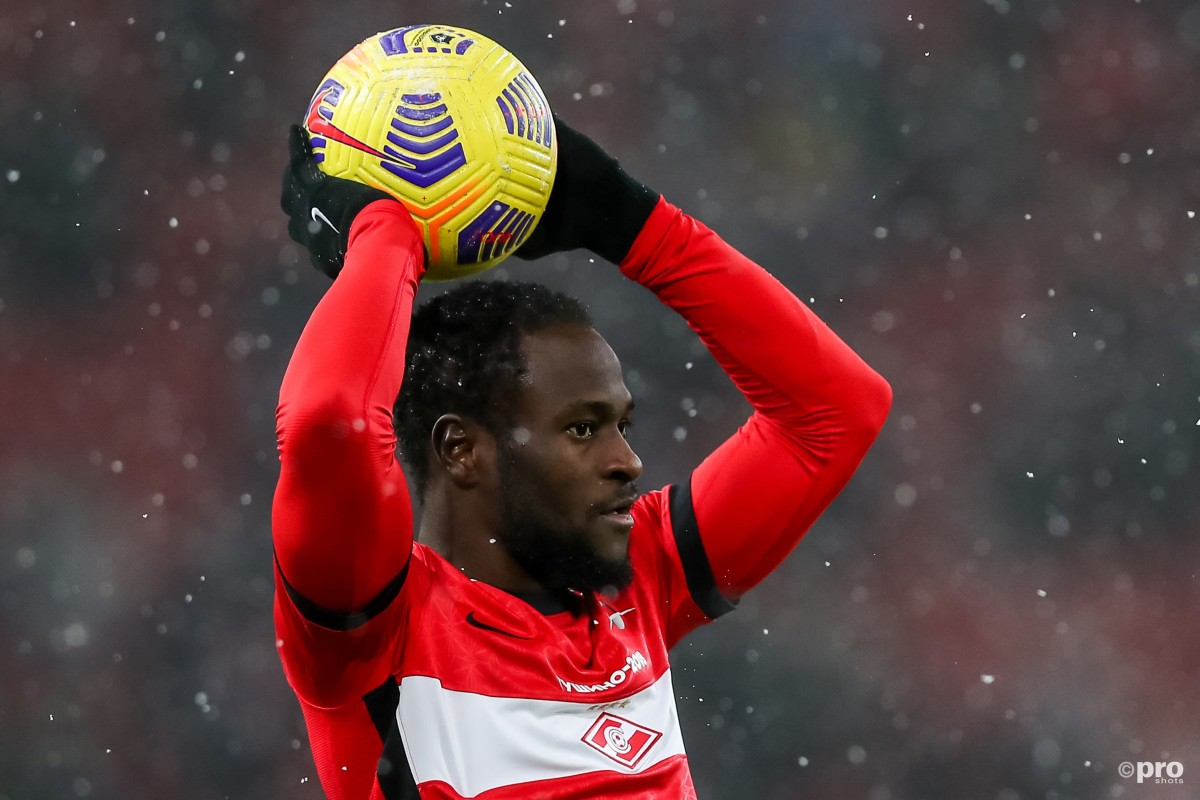 Spartak Moscow confirm £4m Victor Moses signing from Chelsea
