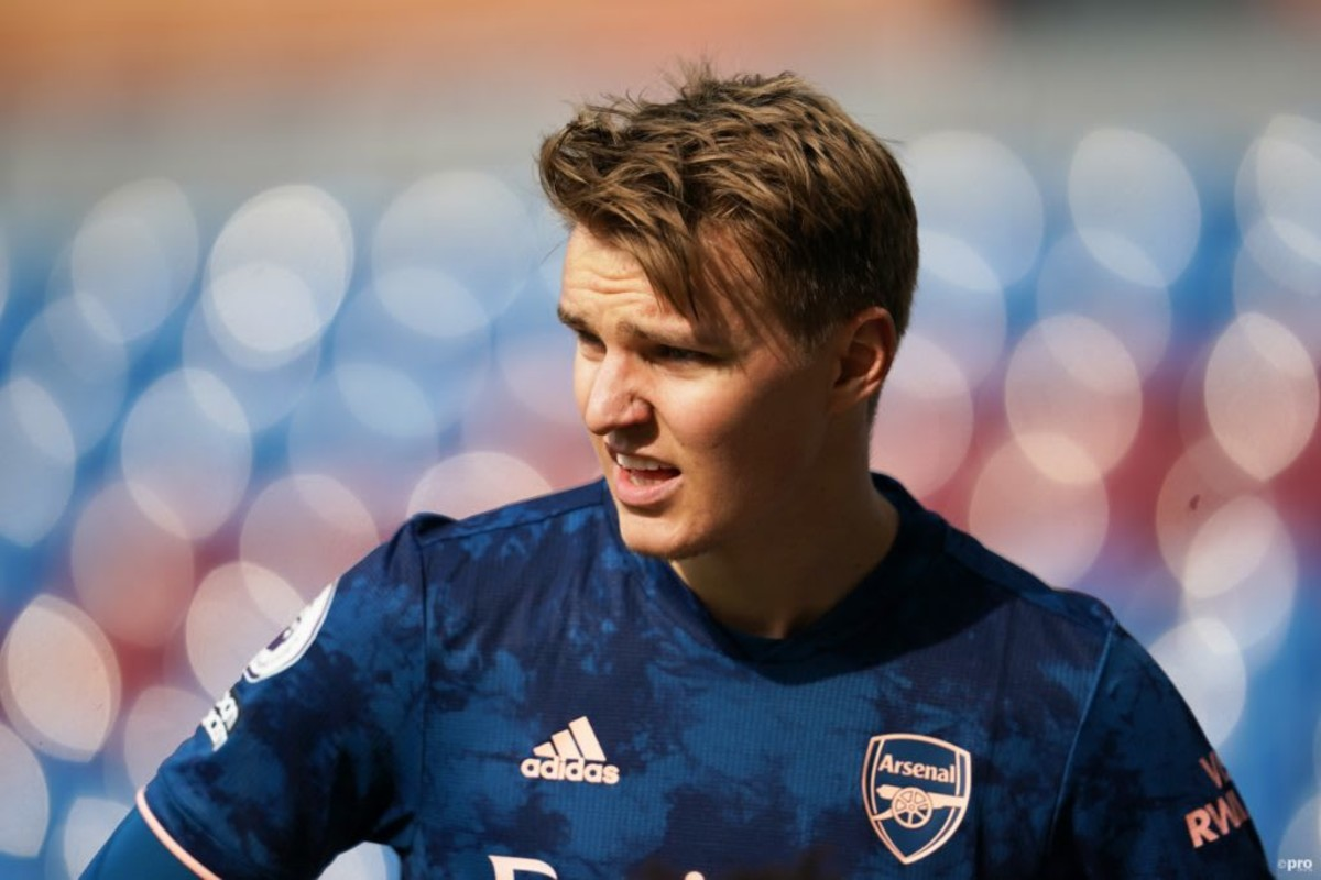 Martin Odegaard is becoming an increasingly prominent player at Arsenal after arriving from Real Madrid