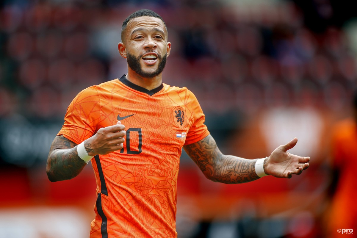 Memphis Depay has signed for Barcelona