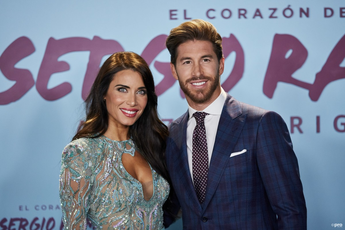 Sergio Ramos' wife drops Real Madrid exit hint
