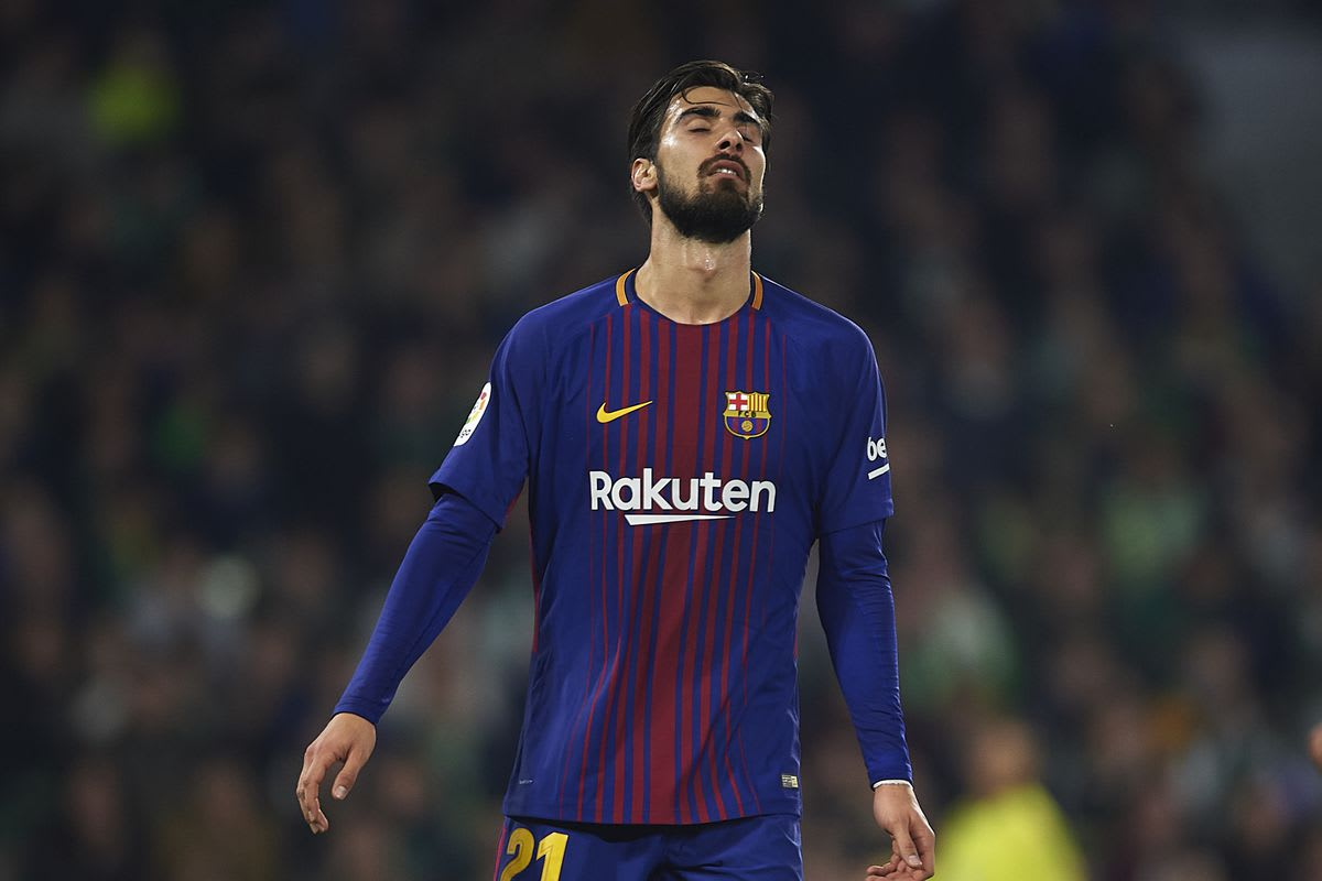 How Valencia pulled off an excellent piece of business selling Andre Gomes to Barcelona