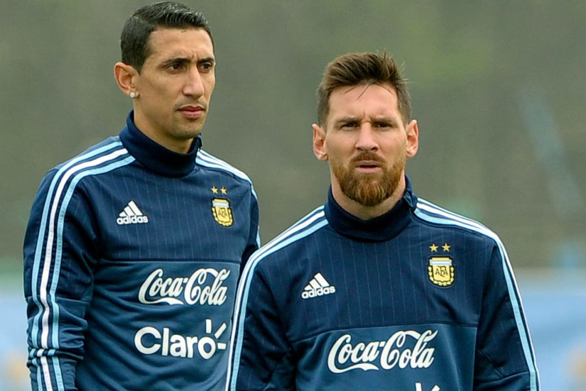 'PSG have always wanted Messi… but they got Di Maria'