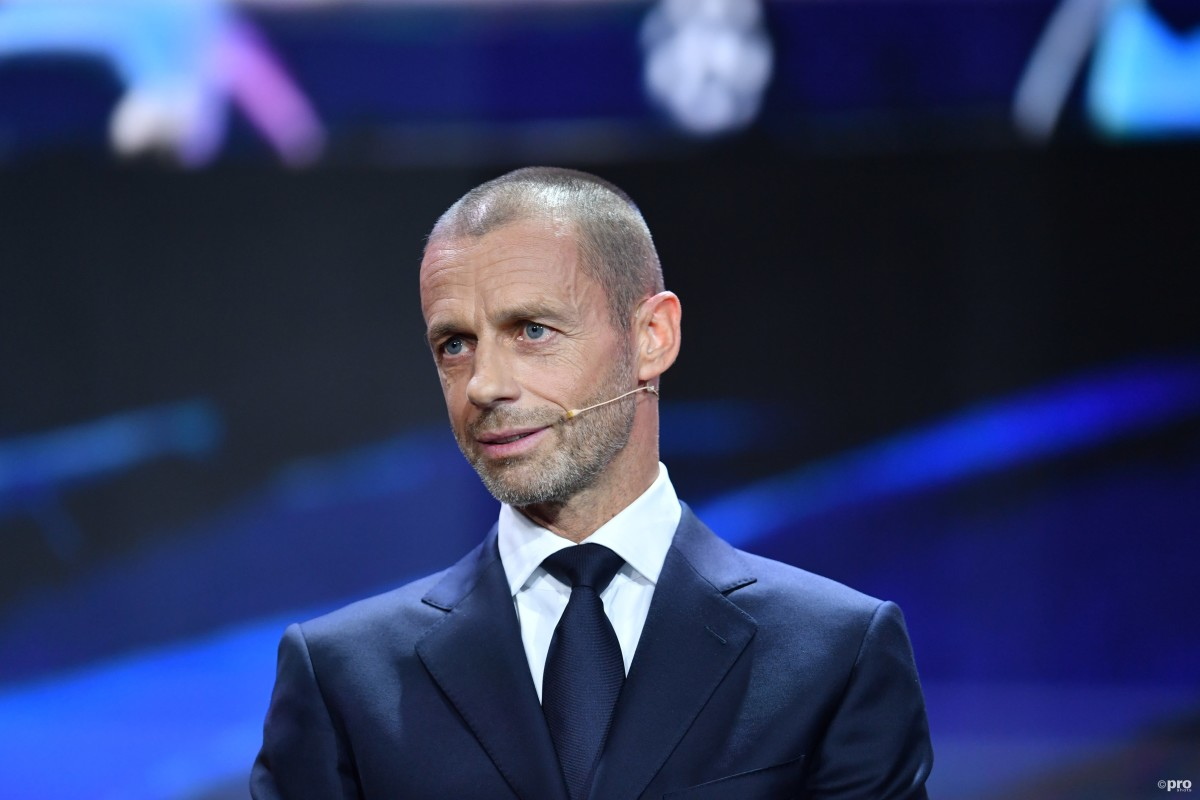 UEFA president welcomes back Premier League 'Big 6': The important thing is to move on