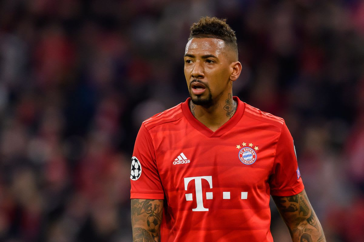 Bayern Munich confirm Jerome Boateng will leave at the end of the season