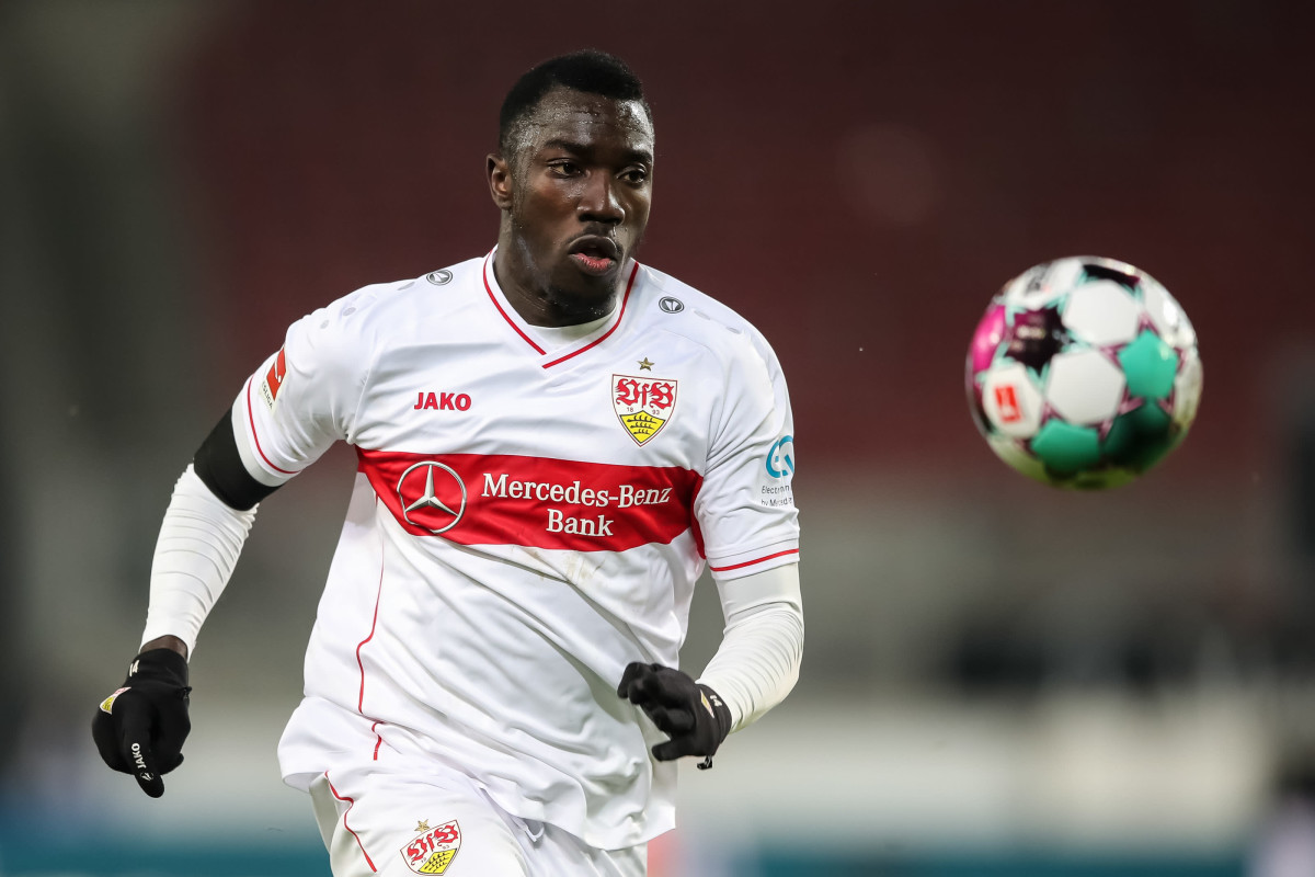 Who is Silas Wamangituka? The Stuttgart hitman wanted by Everton and Fulham
