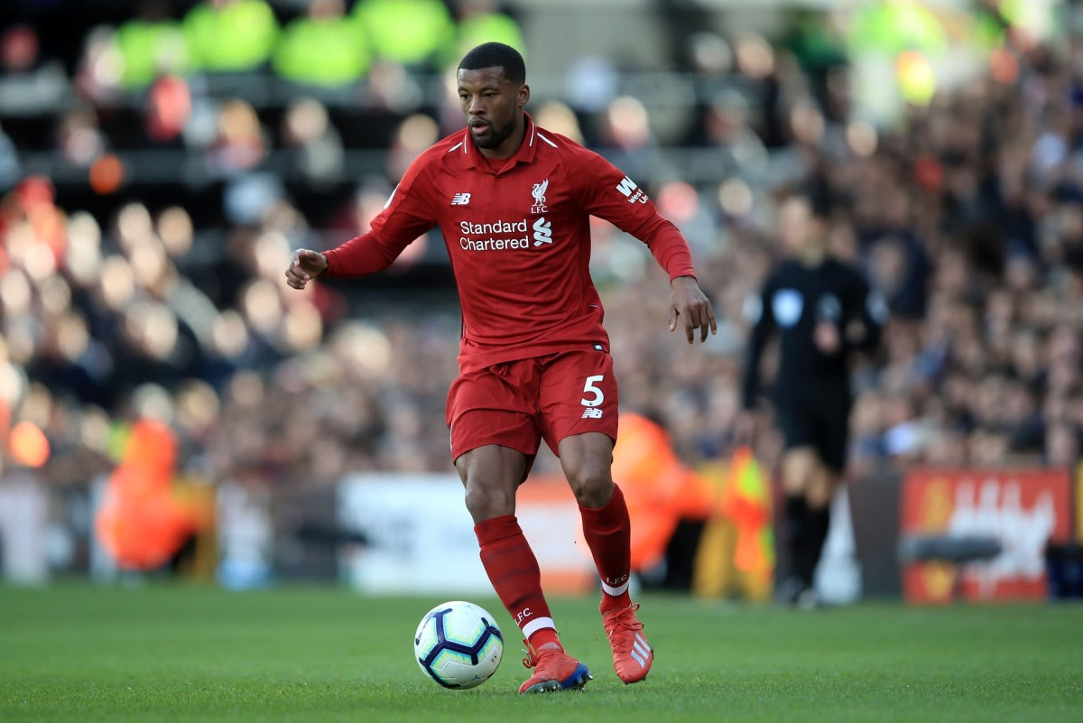 Wijnaldum would be interested in Bayern Munich move, claims agent