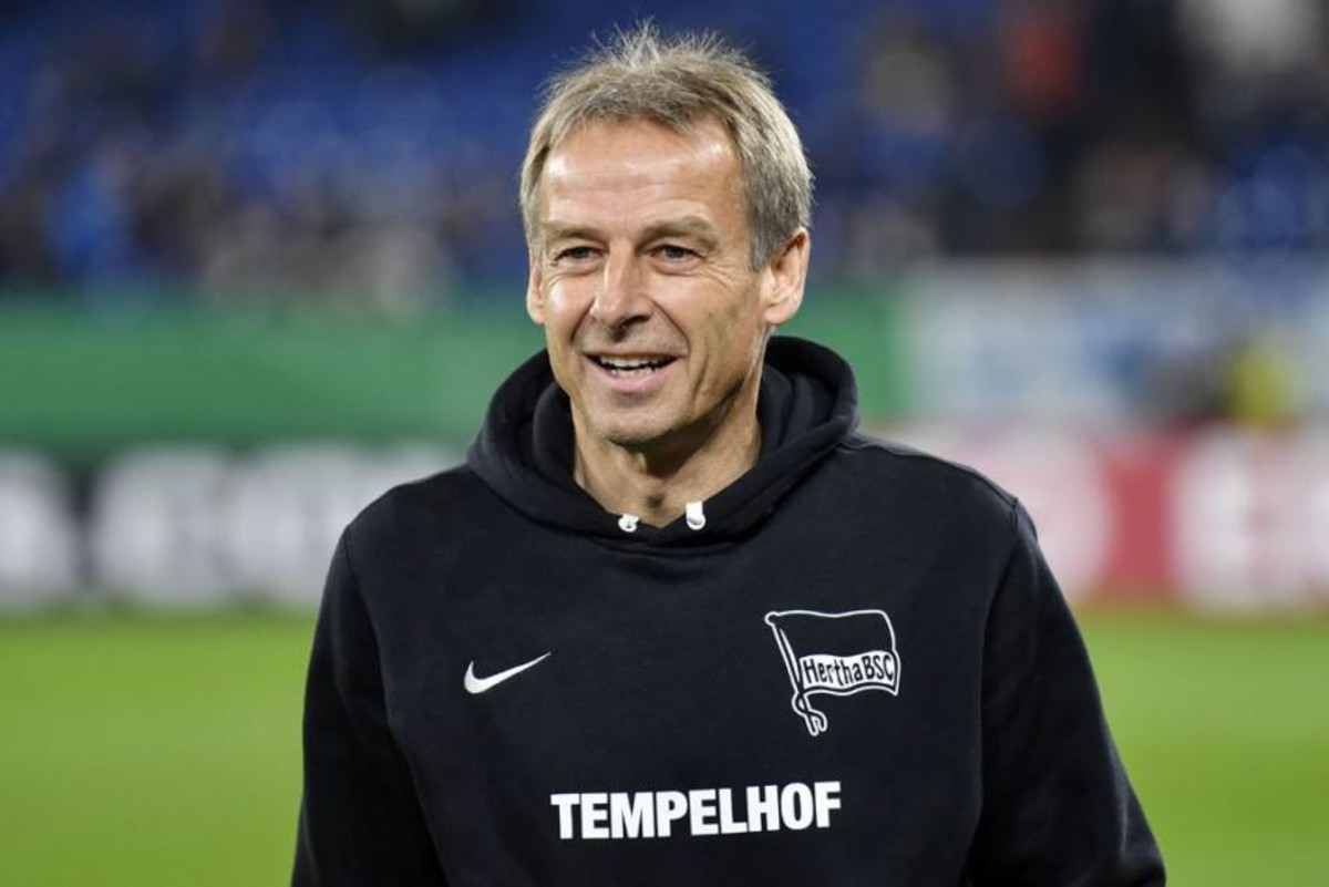Klinsmann refuses to rule himself out for Tottenham job – 'anything can happen'