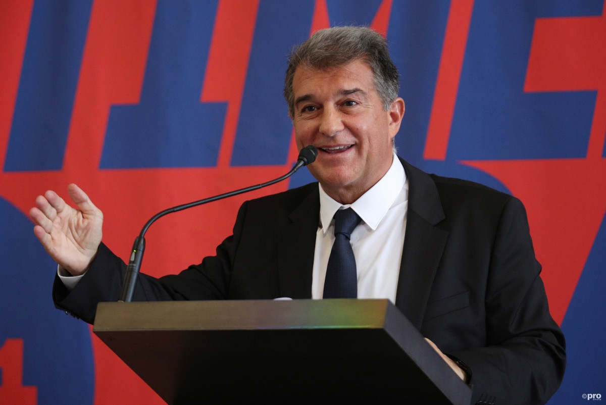 Laporta accused of being 'arrogant and unprofessional' towards Koeman by former Barcelona star