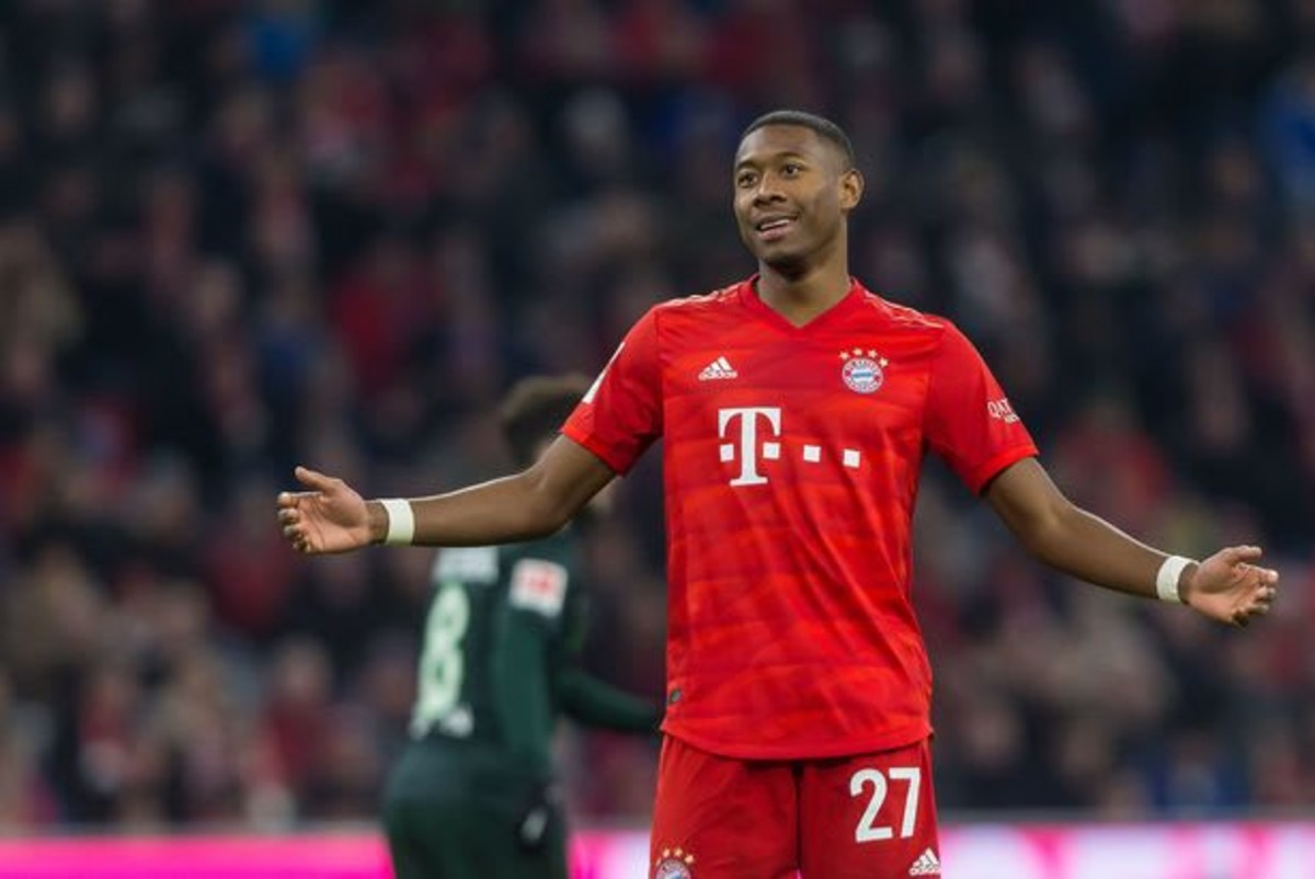 Alaba responds to Barcelona and Real Madrid links