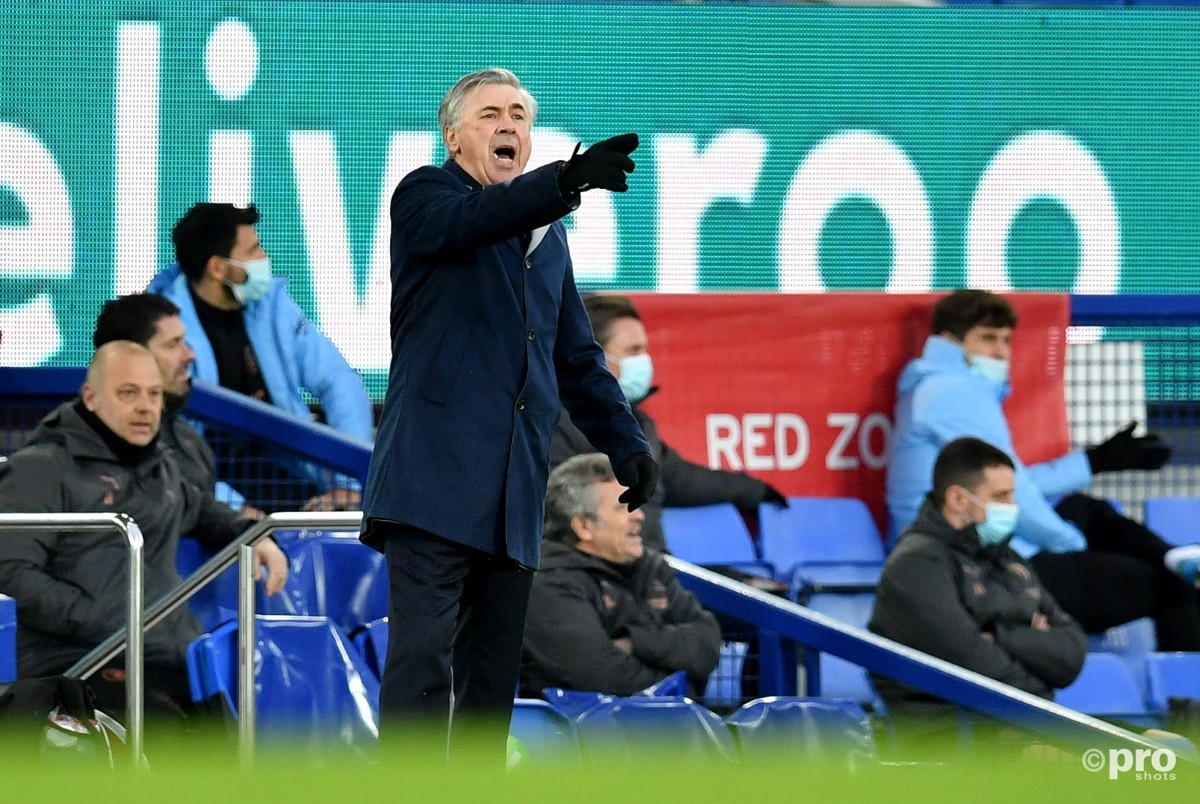 Everton will improve the squad with or without Europe, says Ancelotti