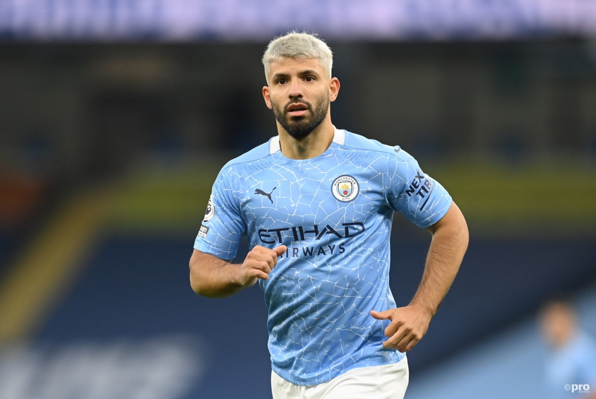 'Arsenal are a good fit for Aguero'