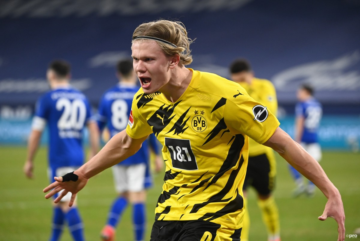 Haaland's former coach reveals four things that make the Dortmund striker special