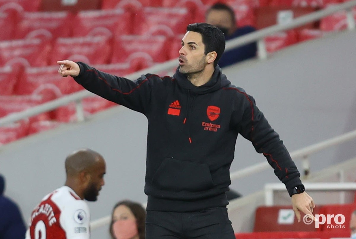 Mikel Arteta reveals his plans for Arsenal's 2021 summer transfer window