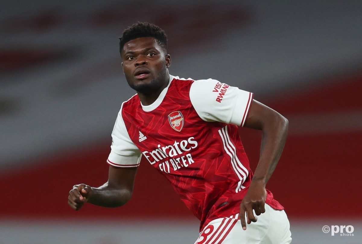 Thomas Partey backed to become one of the world's best midfielders by former Atletico team-mate