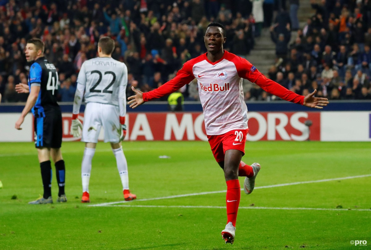 Man Utd, Liverpool and Arsenal target Daka set for summer move, says agent