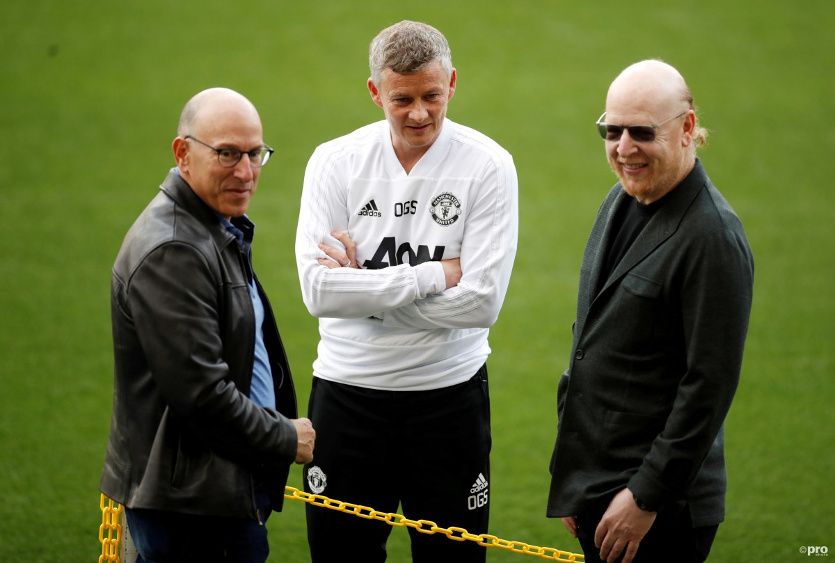Joel Glazer apologises for Manchester United's failed Super League bid