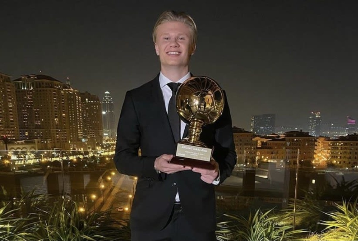 What is the Golden Boy award? The prestigious prize for Europe's best Under-21 player