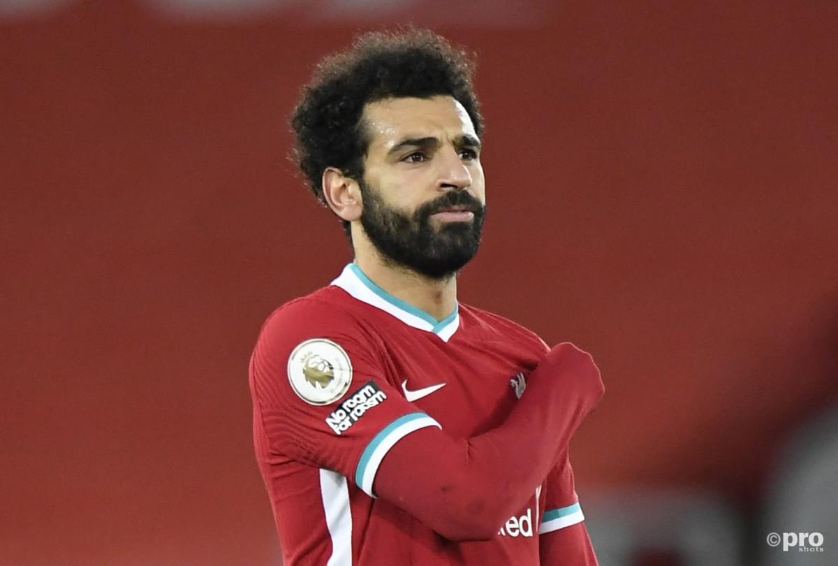 Salah tops three-man shortlist if Mbappe leaves