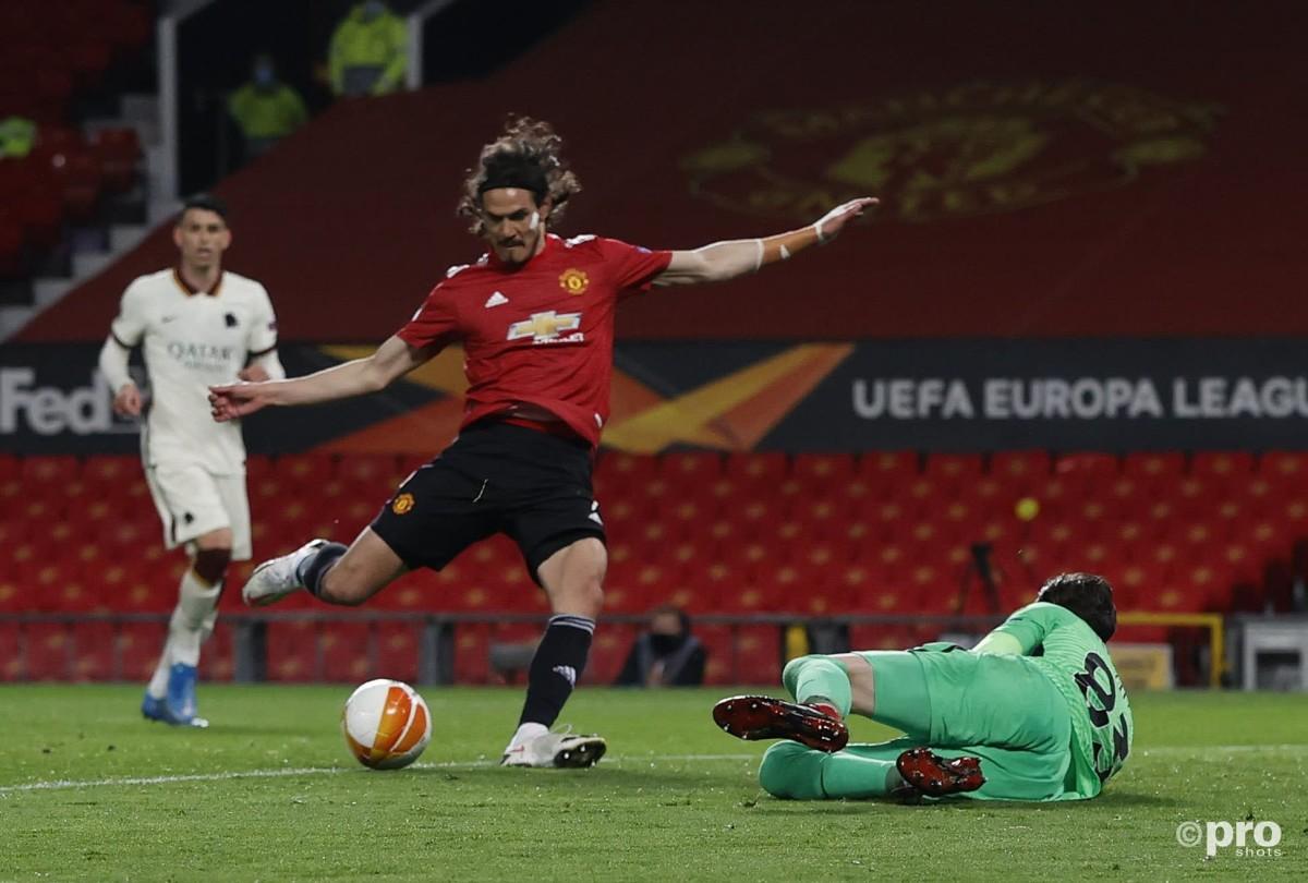 Pogba hails 'killer' Cavani after his best Man Utd display
