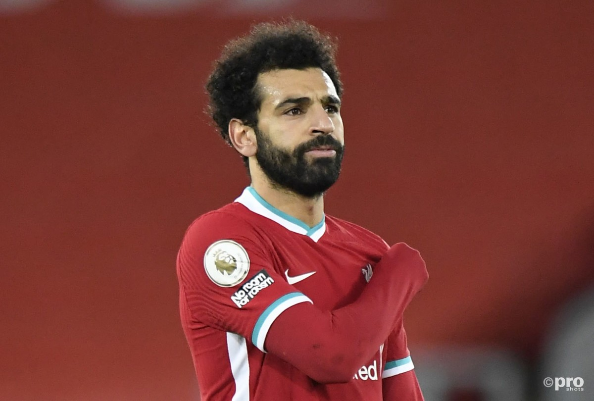 Salah raises doubts on Liverpool future