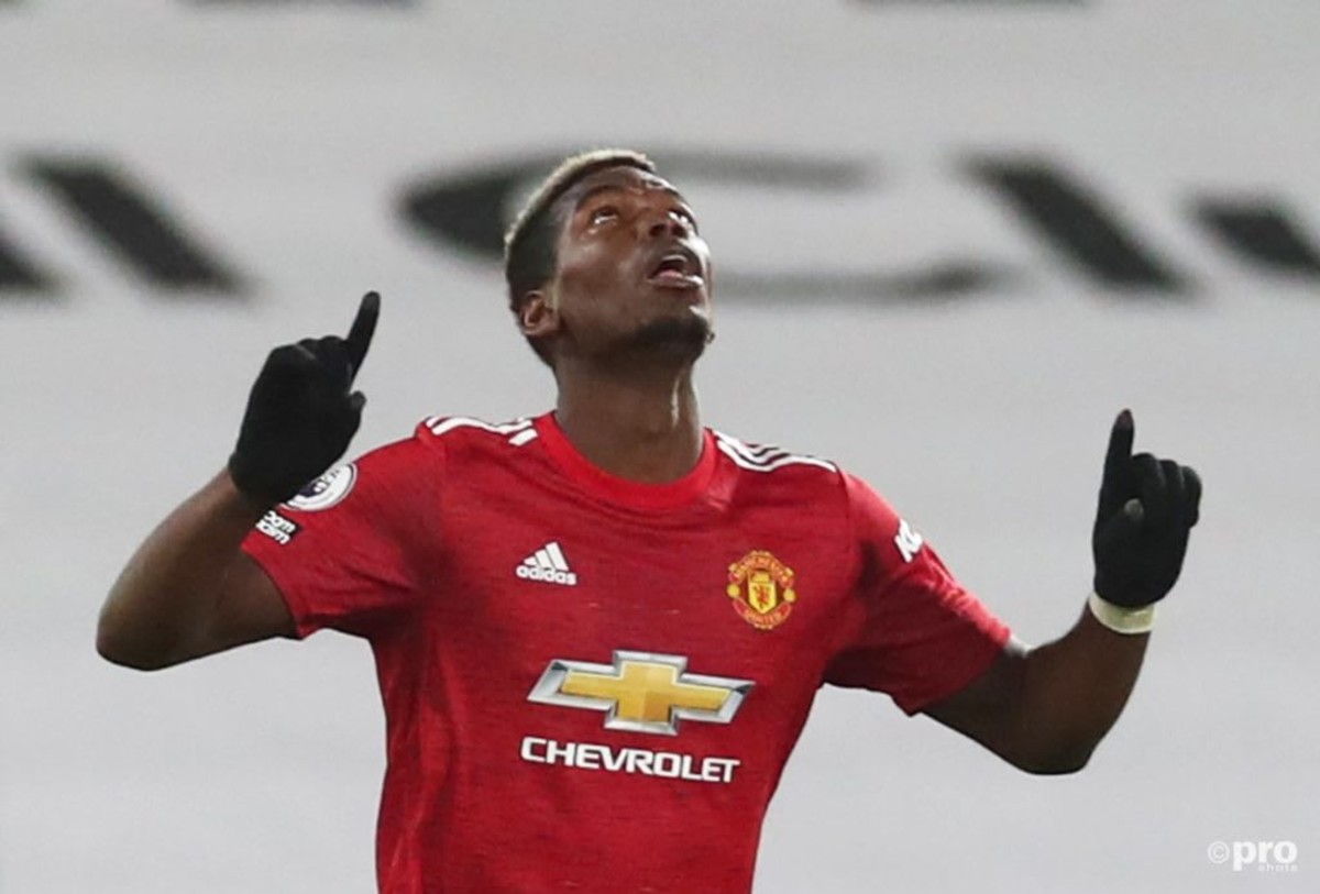 Paul Pogba has been important to Man Utd as an attacking force this season