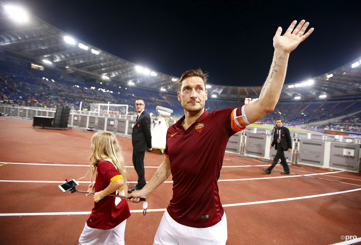 Man Utd were interested in signing Francesco Totti from Roma, claims Sir Alex Ferguson