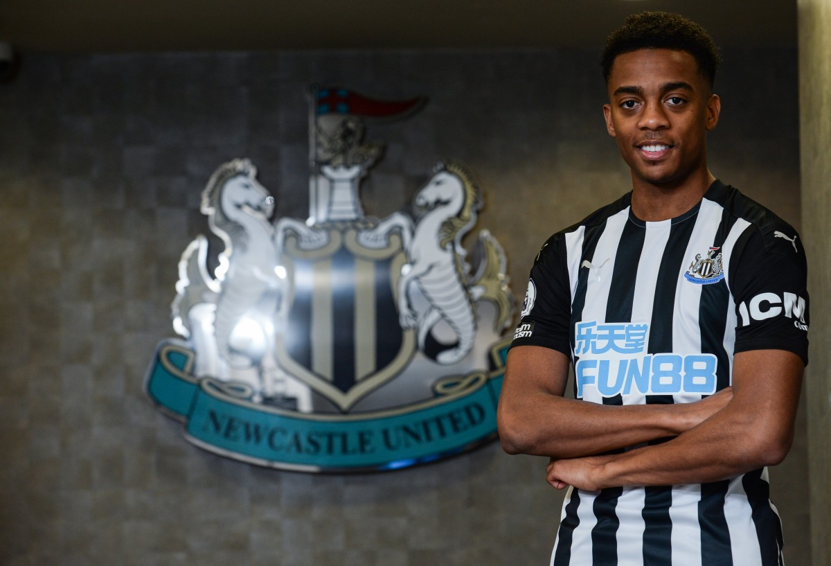Confirmed: Newcastle want to sign Arsenal star Willock