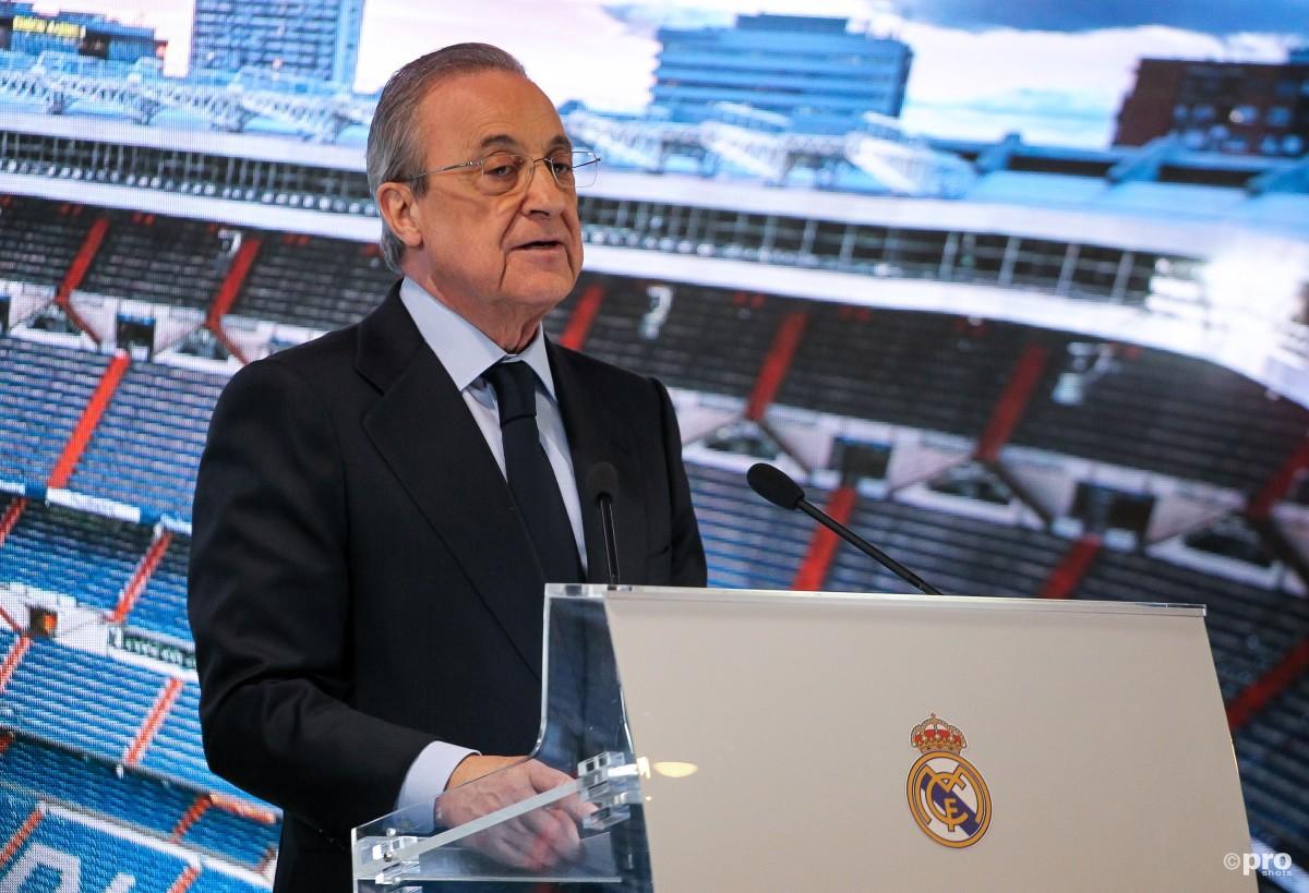 Super League chairman Florentino Perez wants to bin 90-minute matches