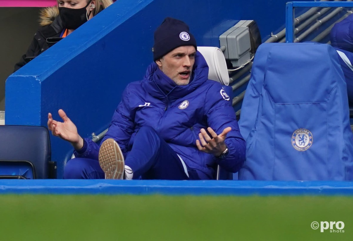 Thomas Tuchel suffers first Chelsea defeat amid a litany of unwanted stats