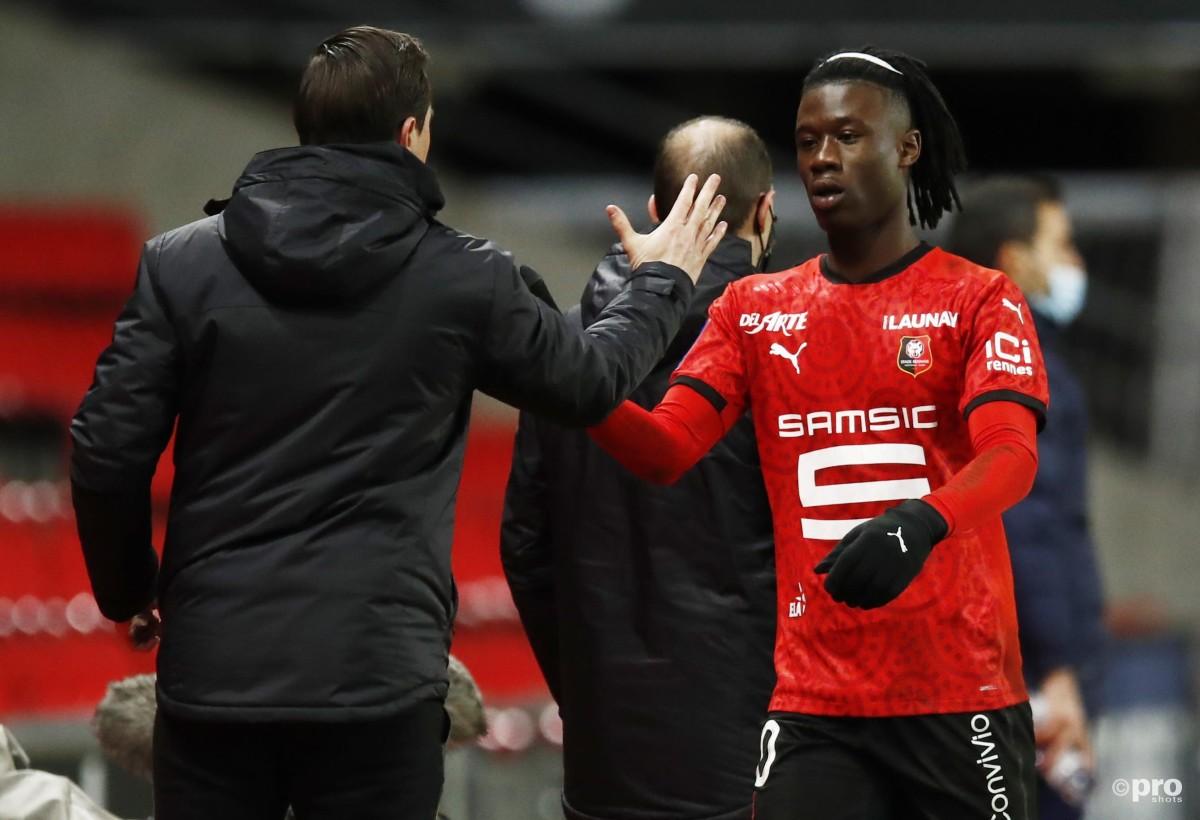 Eduardo Camavinga: Rennes star should think twice before Man Utd or Real Madrid move