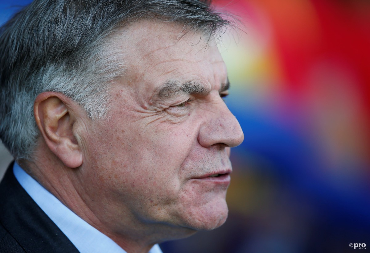 Sam Allardyce confirmed as new West Brom manager